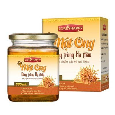 Đông trùng Hạ thảo ngâm mật ong CordyHappy