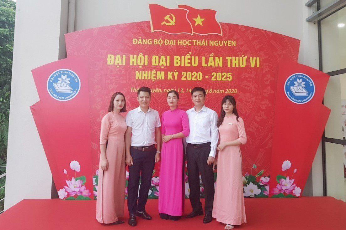 CordyHappy đồng hành cùng Đại hội Đảng bộ Đại học Thái Nguyên lần thứ VI