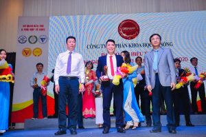 Công ty cổ phần Khoa học Sự Sống được tôn vinh Top 50 Doanh nghiệp Việt Nam điển hình sáng tạo 2020