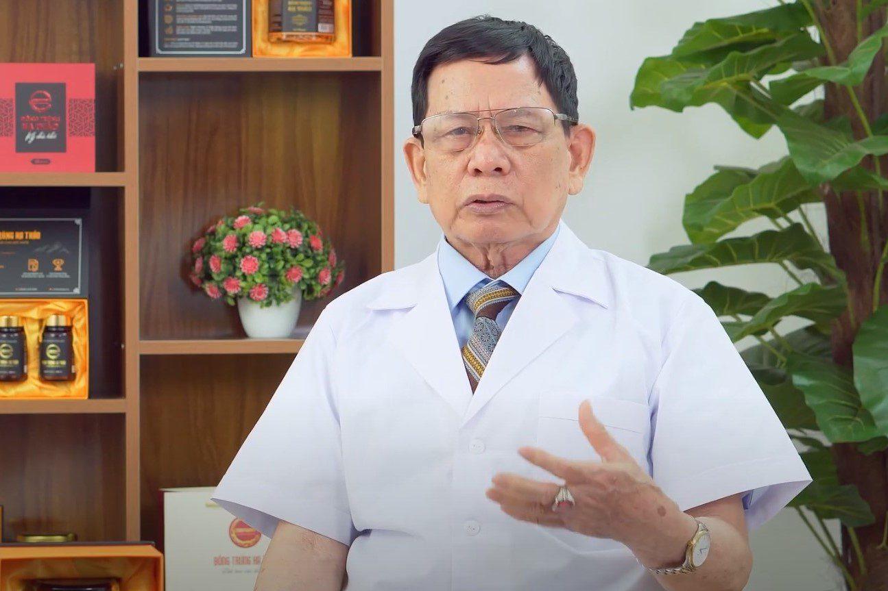 Thầy thuốc ưu tú, Bác sỹ Phạm Hòa Lan chia sẻ về Đông trùng Hạ thảo CordyHappy